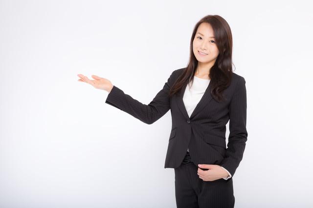 転職・就職をおすすめする女性