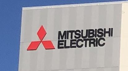 三菱電機のマーク