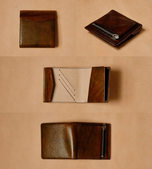 小さくて機能性のある財布