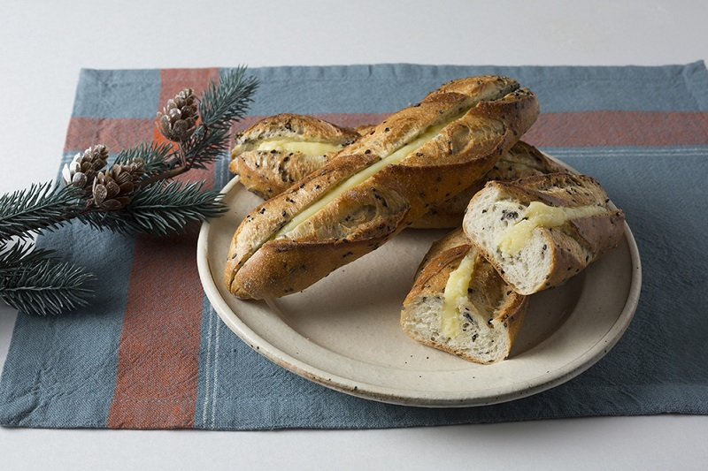 無添加のフランスパン