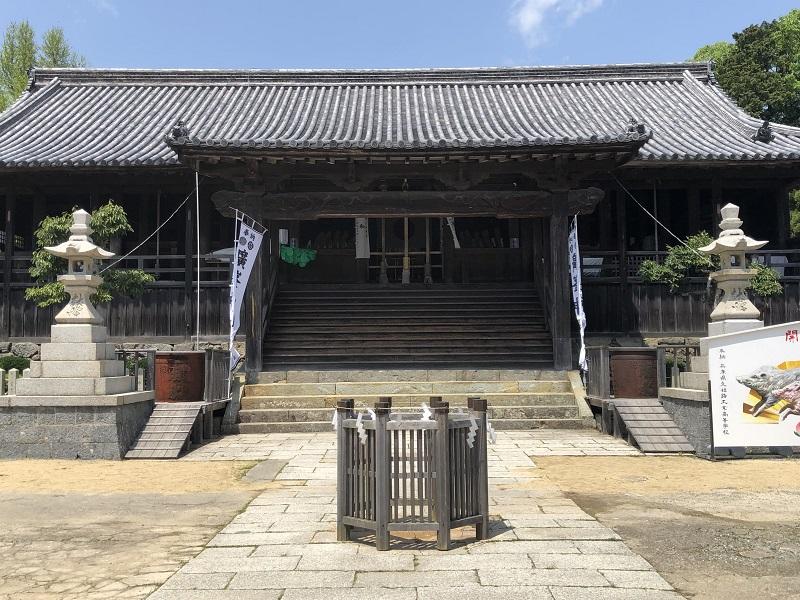 廣峯神社の本殿