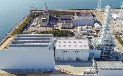 上空から見た三菱日立パワーシステムズ高砂工場