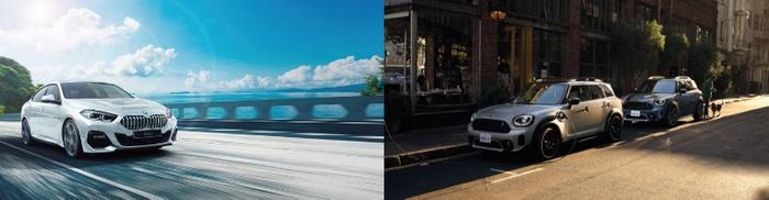 BMW車両 MINI車両
