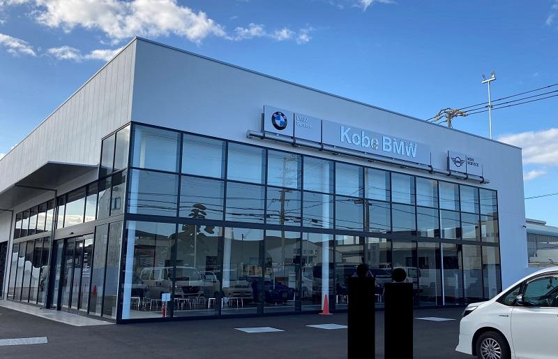 BMW MINI テクニカルセンター店舗外観