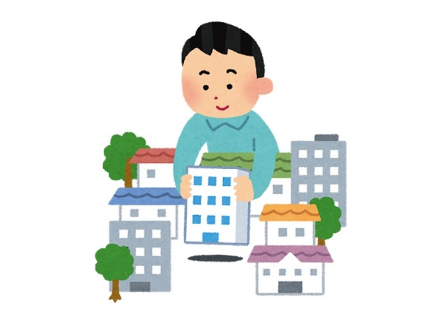 姫路市の計画をつくる男性