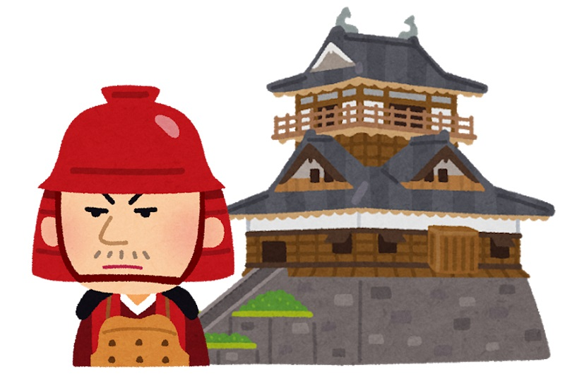 黒田官兵衛と姫路城