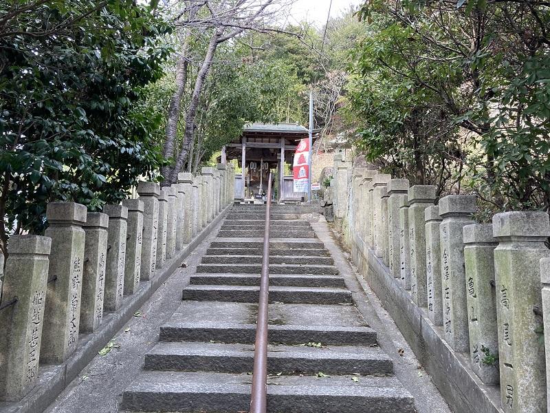 妻鹿の荒神社