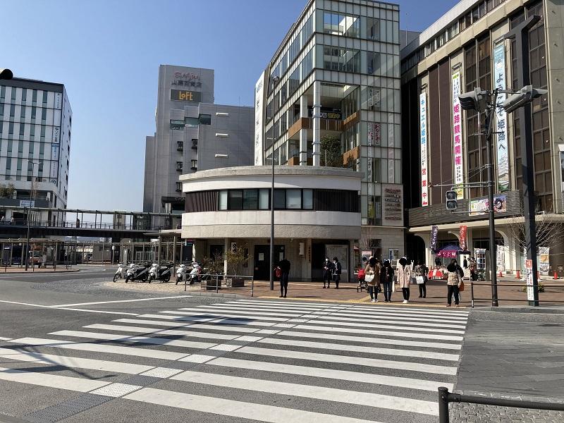 姫路駅北口の交番