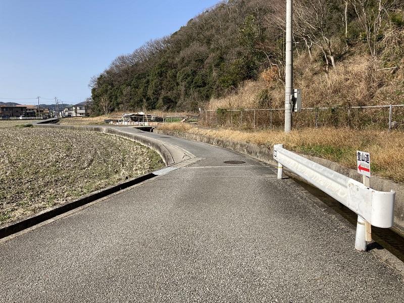 書写山の登山道の道のり