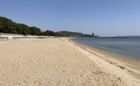 赤穂海浜公園の赤穂唐船サンビーチ