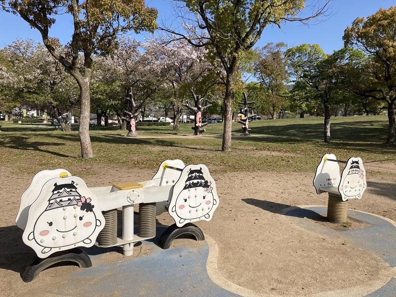 御立公園の遊具
