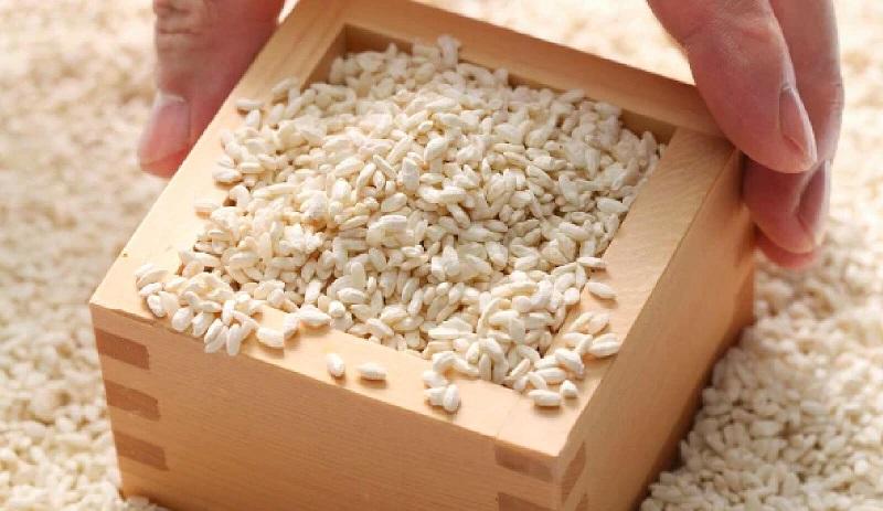 アメリカ産の原料米